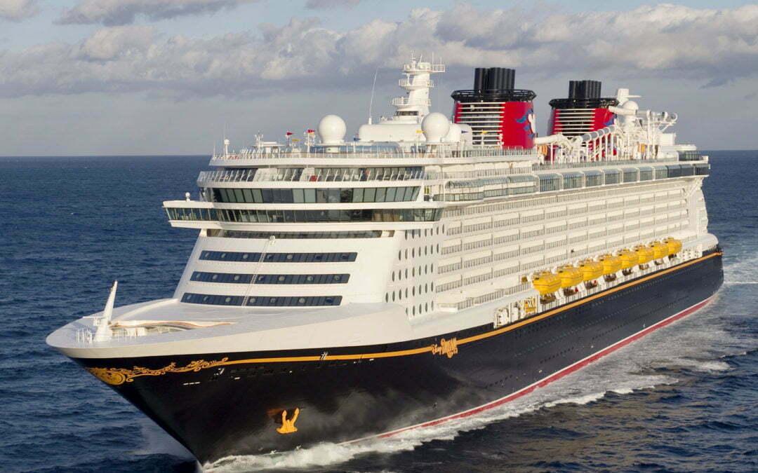 Disney Cruise Line Visits European Coastlines!