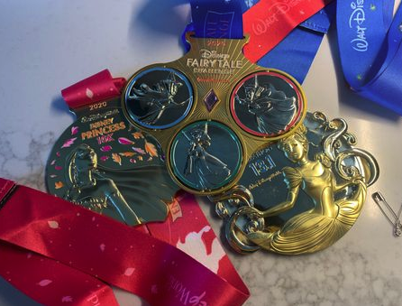 It's All About the runDisney Bling