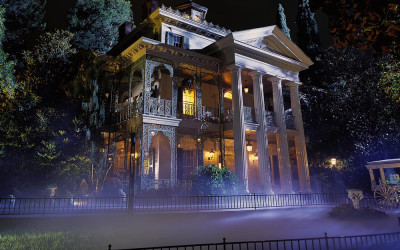 My Favorite Attraction: The Haunted Mansion