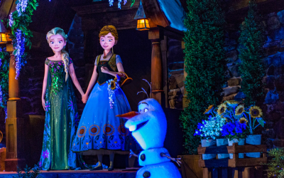 Brief Closure of Frozen Ever After Announced