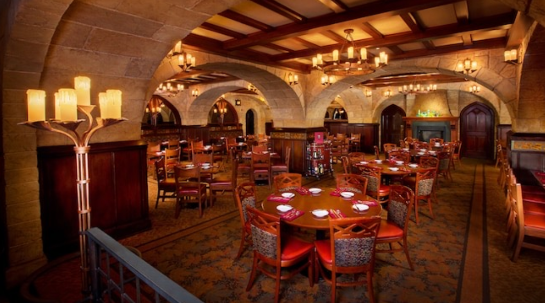 The Top 3 Romantic Restaurants for You and Your Sweetheart at Walt Disney World Resort