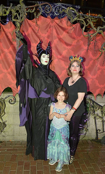 Enjoying Disney without Meltdowns