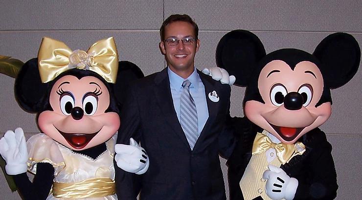 Meet Scot Mahlke, ConciEARS Vacation Planner & Former Disney Cast Member