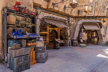 The Shops of Star Wars: Galaxy's Edge
