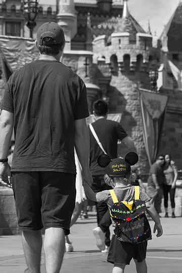 Life as a Disney Dad
