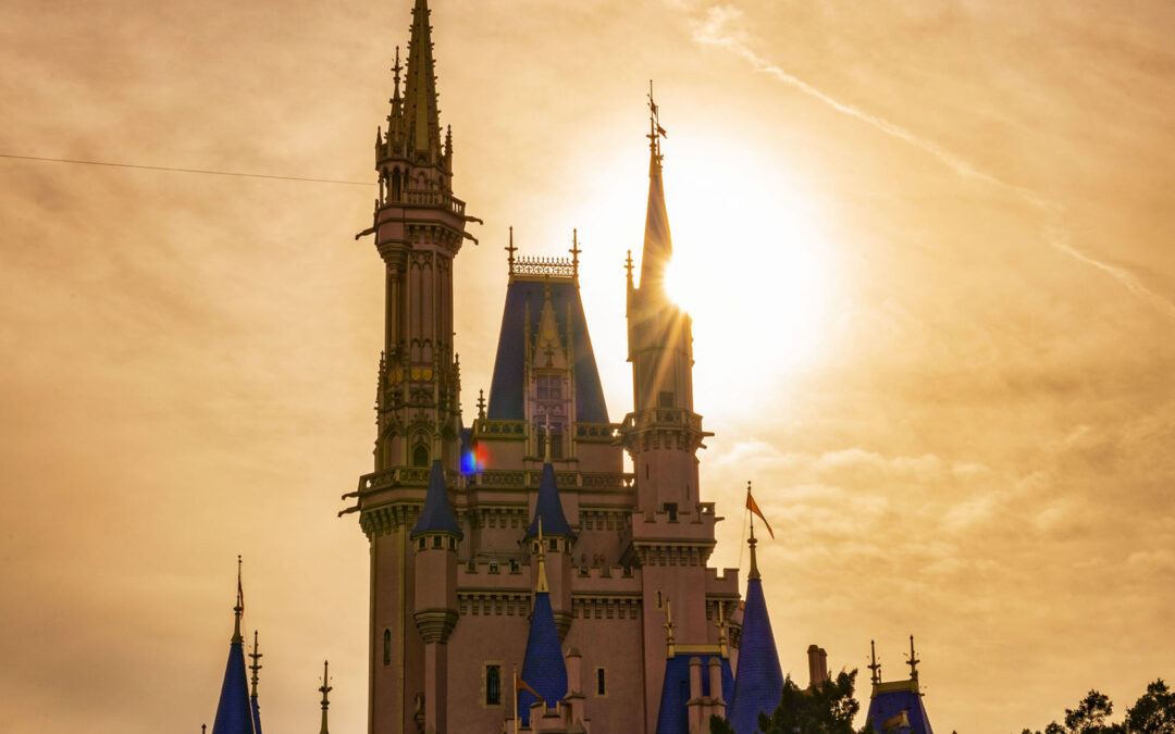 From Screen to Park:  Magic Kingdom