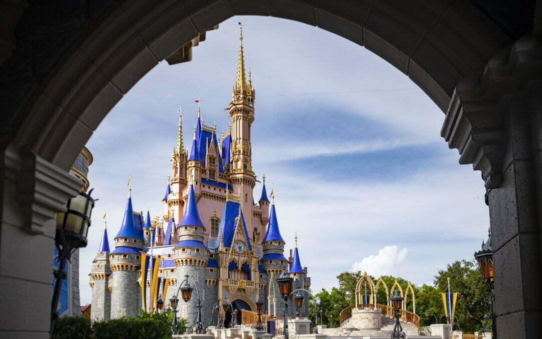 Dine in Fantasy at Cinderella's Royal Table