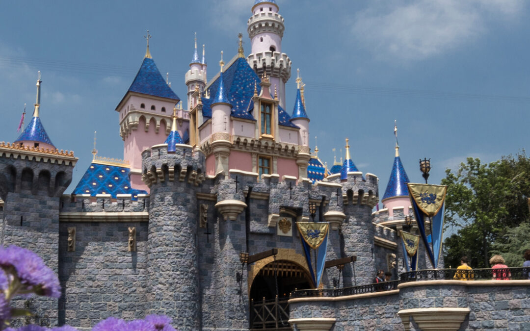 From Screen to Parks: Disneyland