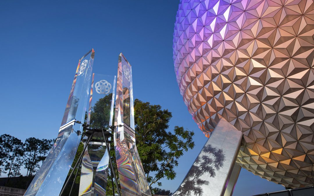 From Screen to Park:  Epcot