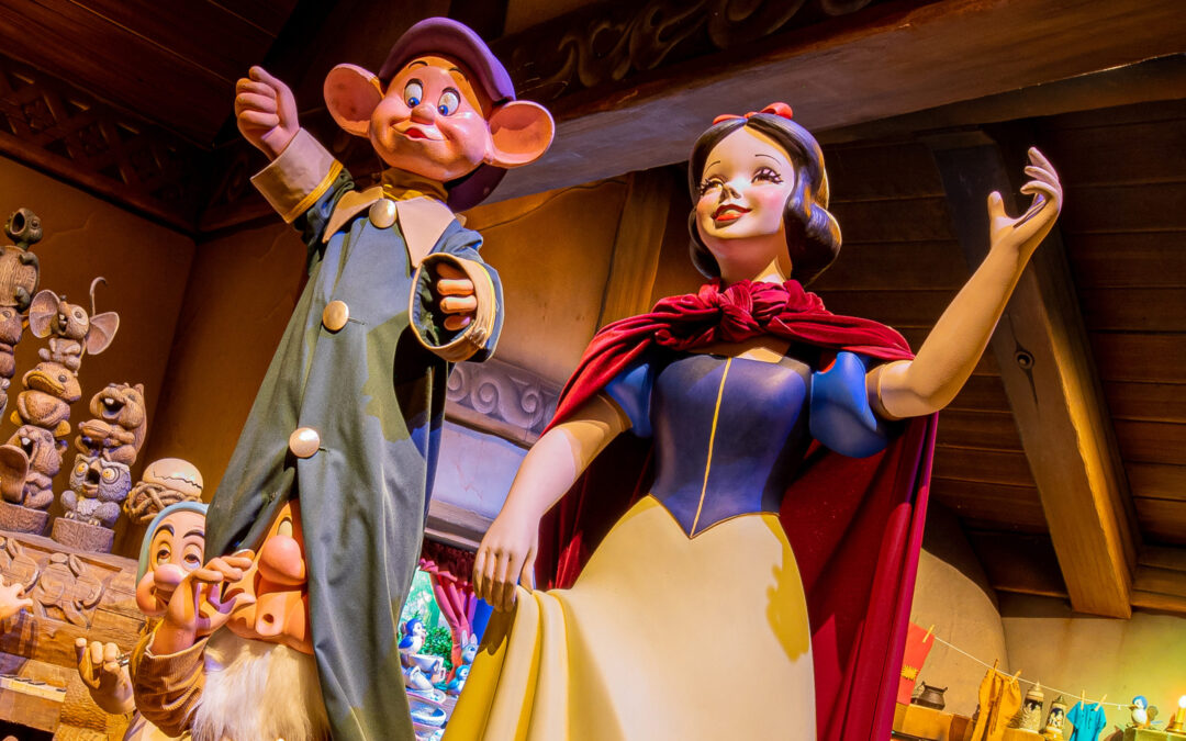 Imagineers Get the Job Done from Home