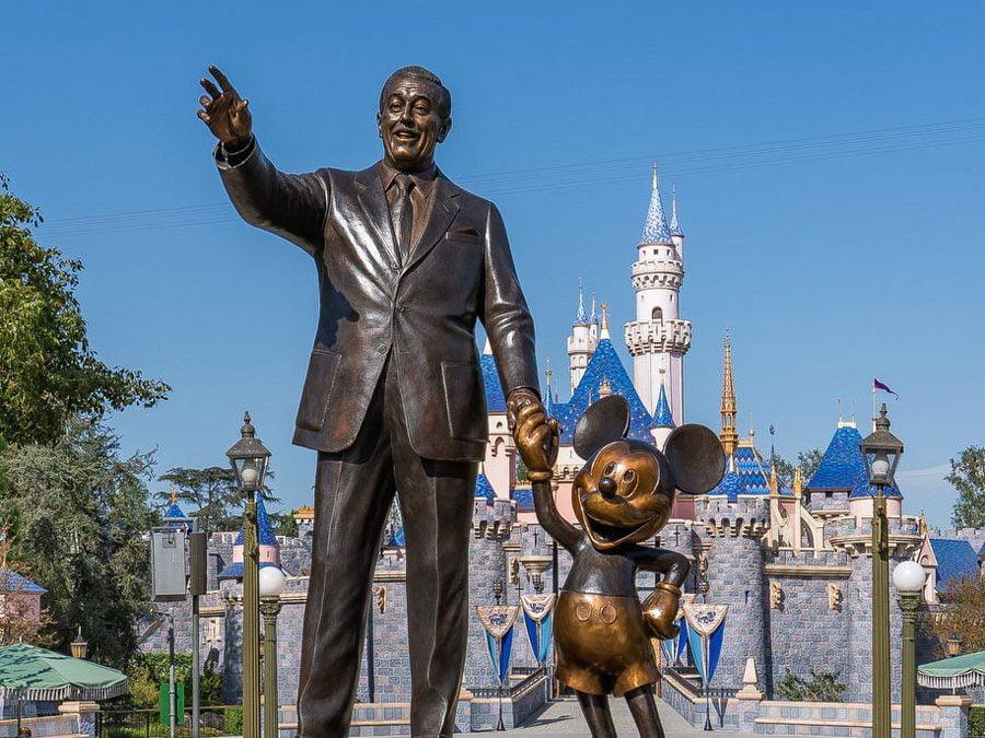 Mickey's Birthday Surprise at Disneyland!