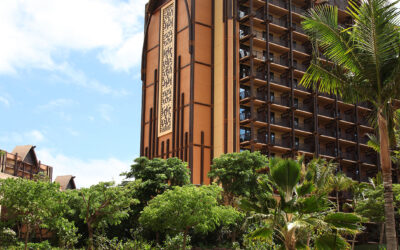 From Screen to Park:  Aulani, A Disney Resort & Spa