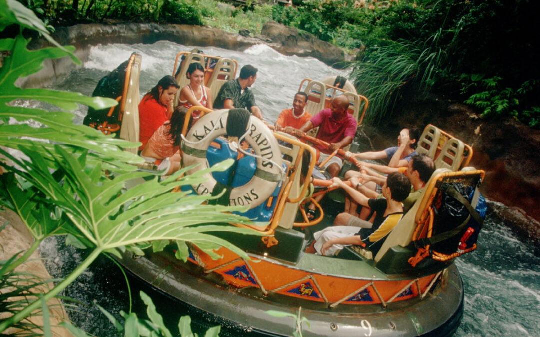 Attractions We Love: Kali River Rapids