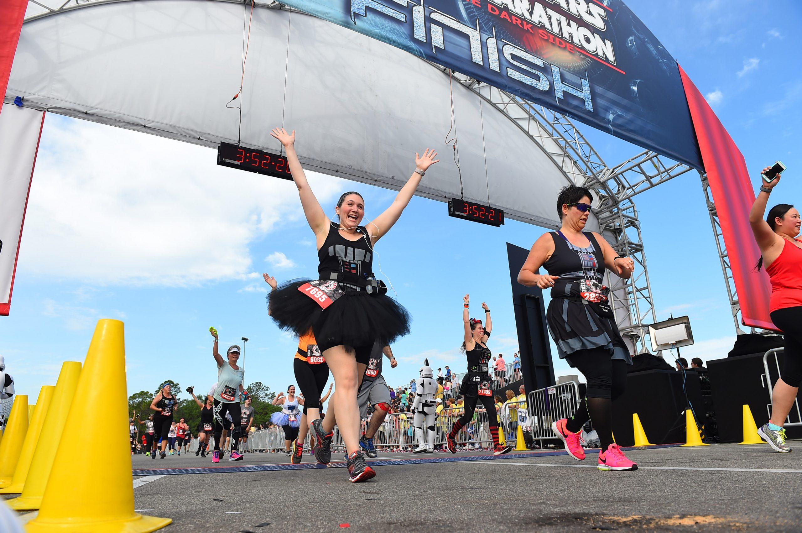 runDisney Star Wars Half Marathon