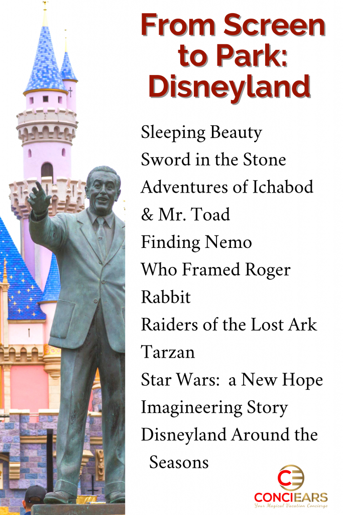 Screen to Parks DLP Image
