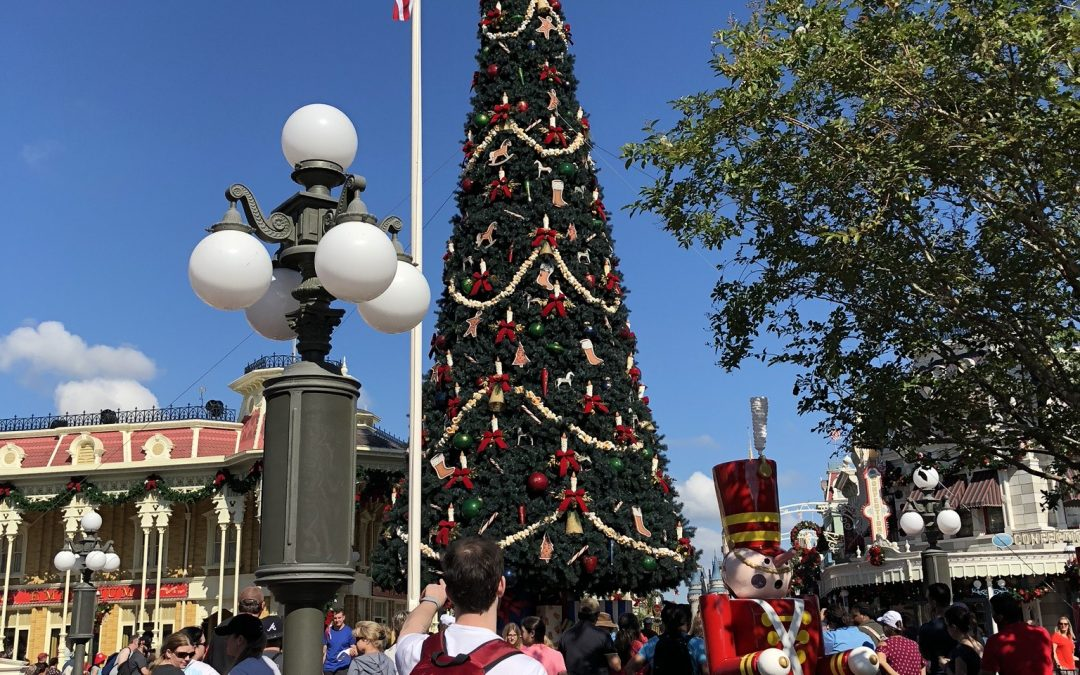 No Place Like Disney Parks for the Holidays in 2020