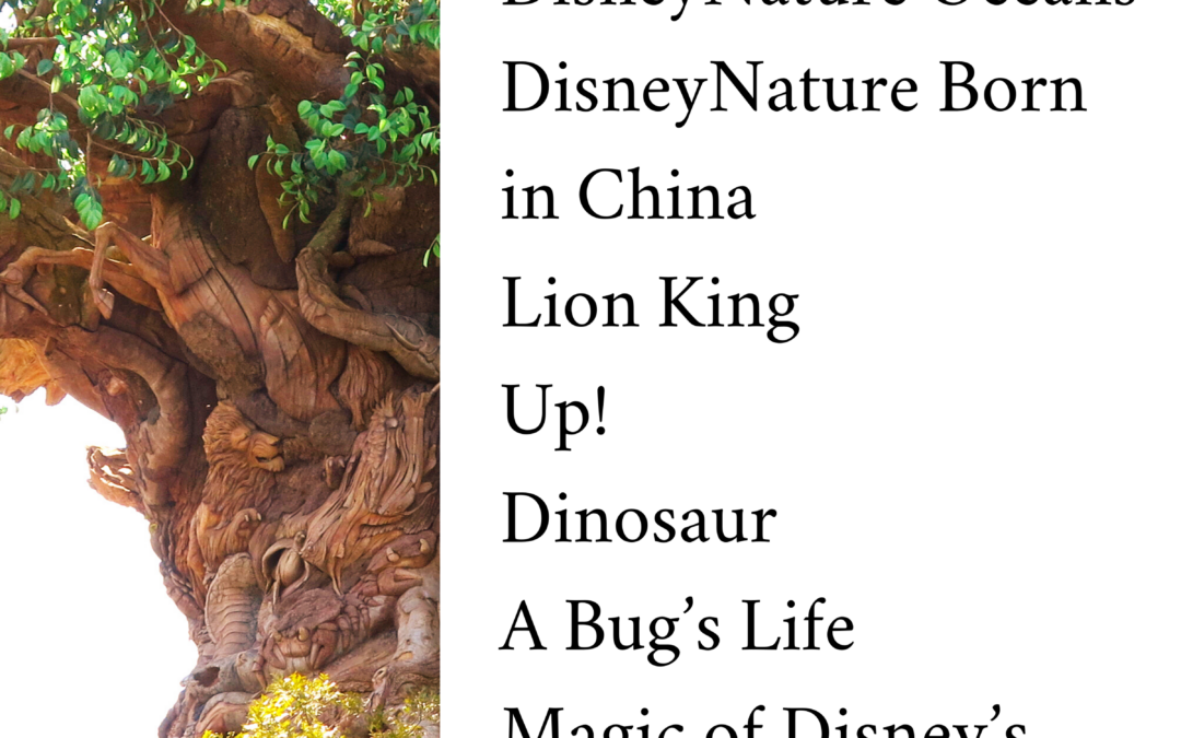 From Screen to Park: Disney's Animal Kingdom