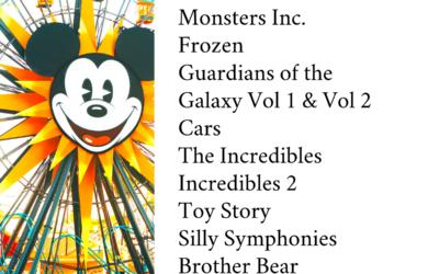 From Screen to Park:  Disney California Adventure