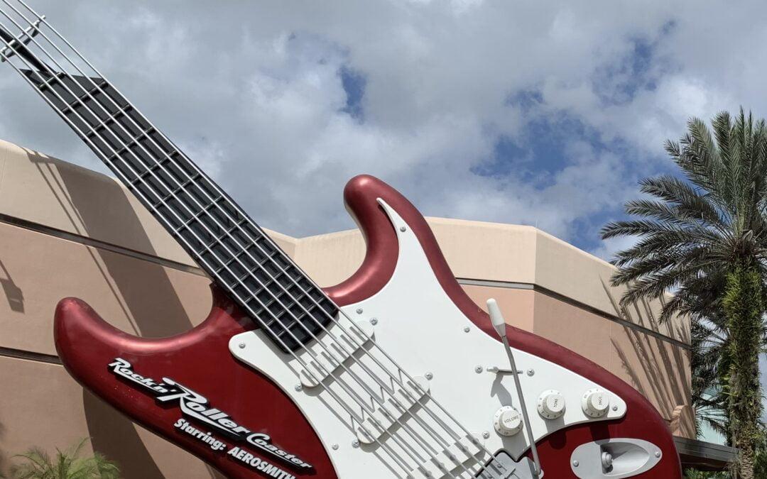 Attractions We Love: Rock 'n' Roller Coaster Starring Aerosmith
